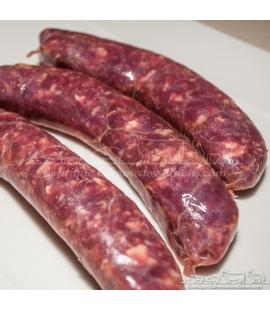 Saucisses de Toulouse paquet de 3