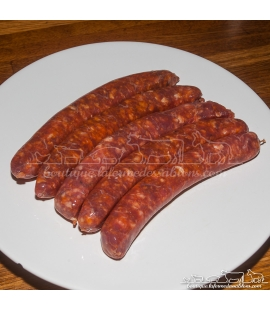 Saucisses Tex-Mex